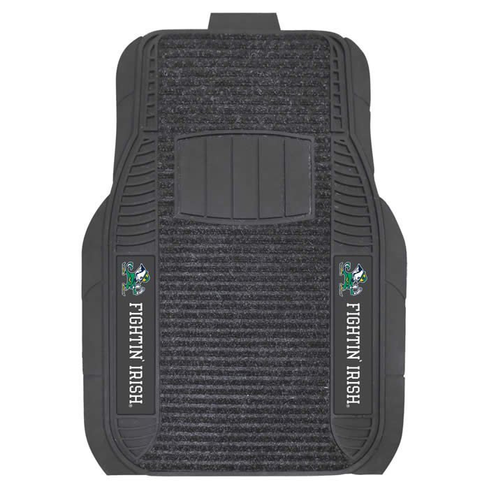 College Logo Deluxe Car Mats