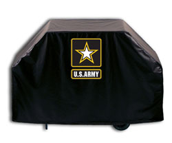 Military Logo Grill Covers