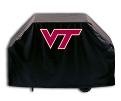 Virginia Tech Grill Cover by HBS