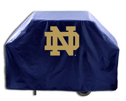 University of Notre Dame Gas Grill Cover - ND