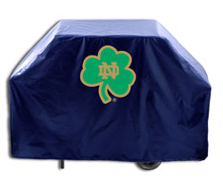 University of Notre Dame Gas Grill Cover - Shamrock