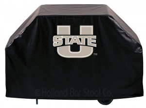 Utah State University Gas Grill Cover