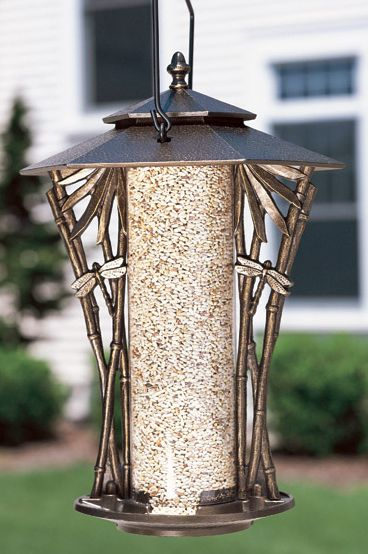 Dragonfly Silhouette Feeder